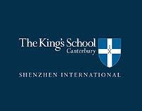 The King's School Shenzhen International - Branding