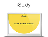 iStudy Website Design