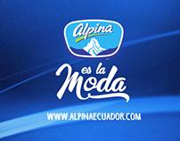 Campaña institucional ALPINA