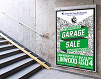 GARAGE SALE ADVERTISING