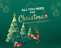 All you need for Christmas -Jumia Egypt