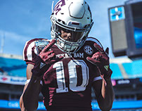 2017 Belk Bowl - Texas A&M Football