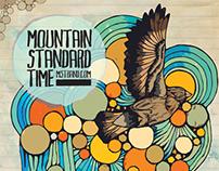 Mountain Standard Time 2010 tour poster
