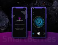 SmartBerries. Mobile App