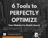 6 Tools To Perfectly Optimize Your Website For Mobile