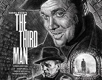 The Third Man poster design