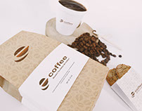 Product design and stationery for eCoffee