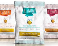 Kiinoa! Branding and Packaging