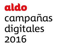Aldo campañas 2016
