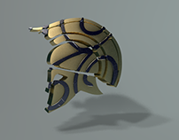 Cinema 4D HELM Explorations