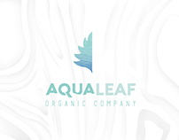 Aqualeaf Organic | Branding & Packaging