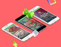 Foodify - Food App UI Kit