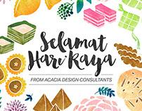 Hari Raya 2015 e-mailer