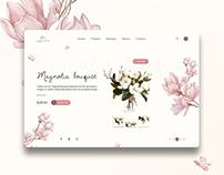 Concept boutique flowers