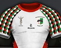 Camiseta Abu Dhabi Harlequins