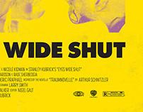 Eyes Wide Shut | Poster Design