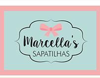 Marcella's Sapatilhas