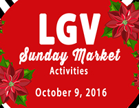 LGV Sunday Market LCD Design Layout