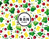 LE BON PLAN - Identity