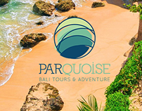 Parquoise - Logo For Sale