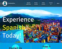 Andapalabra Website