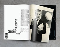 Grid and Design Philosophy | magazine layout