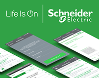 Redesign app White Papers by Schneider Electric