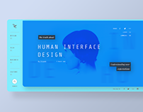 Blog UI Inspiration