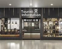 Tourist Information @ Amarin Plaza