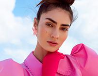 Editorial: 'Colour Block' for Feeling Magazine