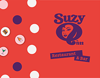 Suzy Q - Research, Branding and UX & UI