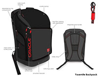 Oracle Open World 2016 Backpack