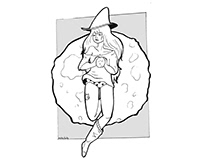 Tranquil Witch