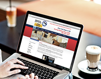Daytona Plumbing website redesign