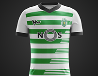 2016 Sporting CP Concept Kits