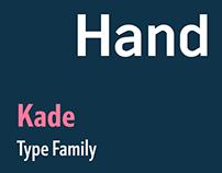 Kade type Family