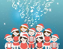 Christmas Events of Primary School - POSTERS (2016)