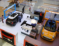 MINI Mall Activation
