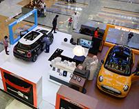 MINI Mall Activation
