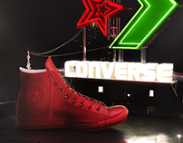 Converse Rubber (Personal Project)