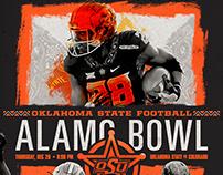 2016 Oklahoma State Alamo Bowl Guide