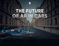 The future of AR in Cars