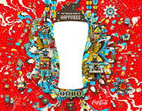 McDonald's x Coke 'Timeless Shape of Happiness' 2015