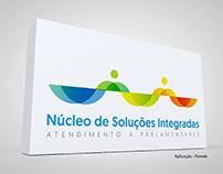 NSI Câmara dos Deputados - Logo Design