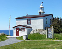 Lobster Cove Head Lighthouse Interpretive Centre