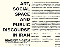 Art, Social Space, and Public Discourse in Iran Posters