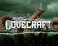 Cthulhu - Lovecraft | Banner e Wallpaper para evento