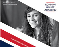 Campaña publicitaria  London House Academy