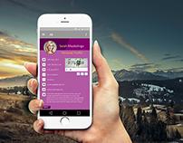 Mobile User Interface Design