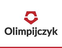 Propozycje logo dla klubu siatkarskiego Olimpijczyk